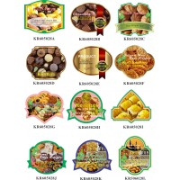 Sticker Kuih Raya
