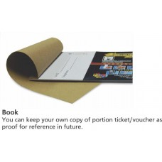 Voucher (Book Form)